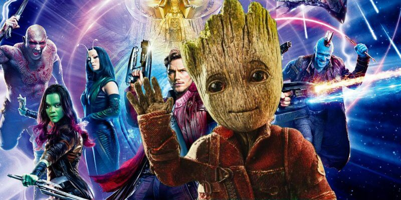 Guardians of the Galaxy 2 is Disney's first 4K Blu-ray