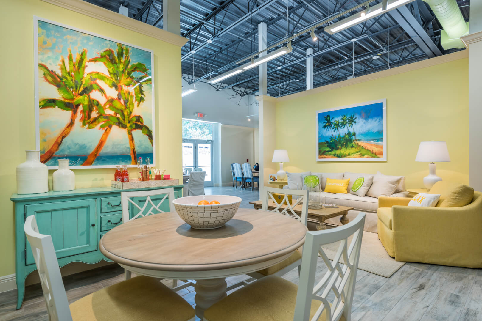 Margaritaville Resort Orlando Introduces Chic Ethan Allen Furniture Collections For Vacation