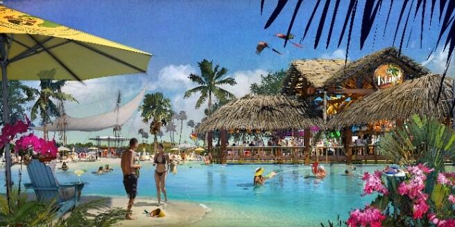Margaritaville Resort Orlando Breaks Ground On A Carefree