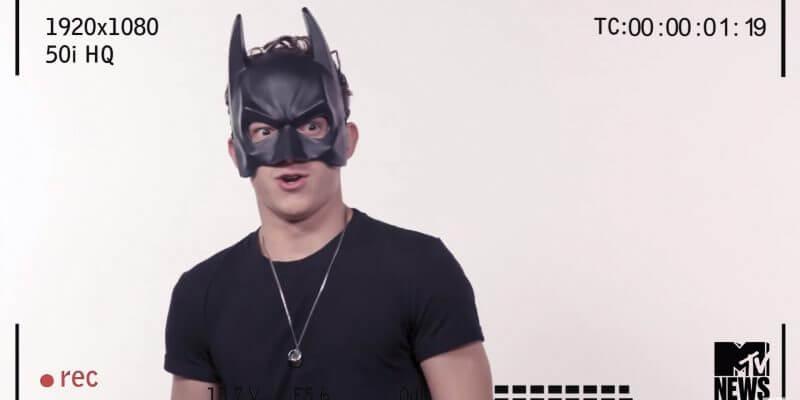 Tom Holland Batman