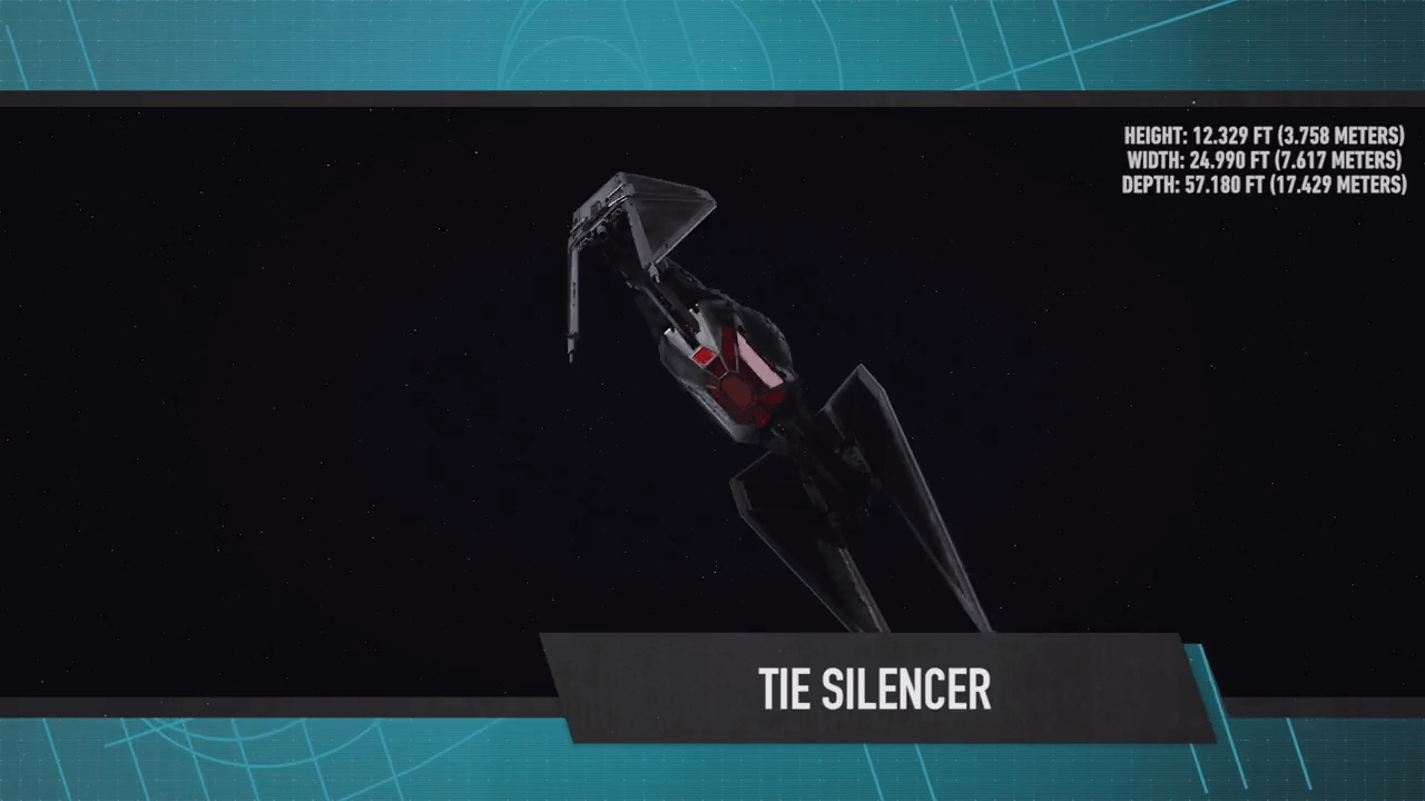 FIRST LOOK: Disney reveals Kylo Ren's sinister ship for