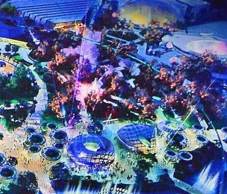 Walt disney world future plans