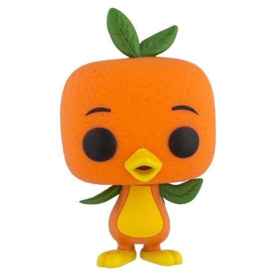 Disney Parks Exclusive Orange Bird Pop Vinyl Figure