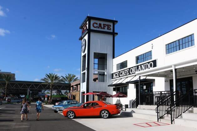 S Primetime Cafe Orlando Menu