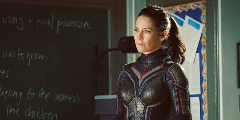 Evangeline Lilly as