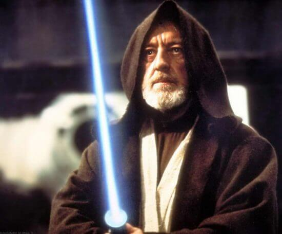 Obi Wan Kenobi Actor Obi-Wan Kenobi stand-a...