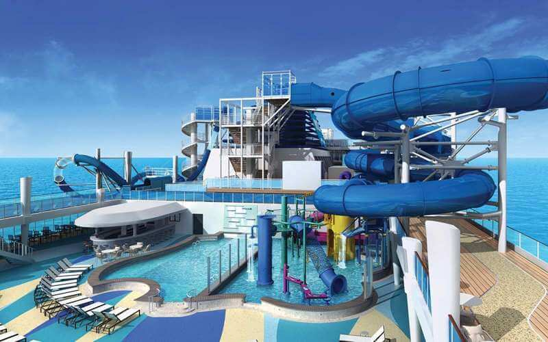 New Norwegian Bliss Cruise Ship Amps Up Sea Travel With Go