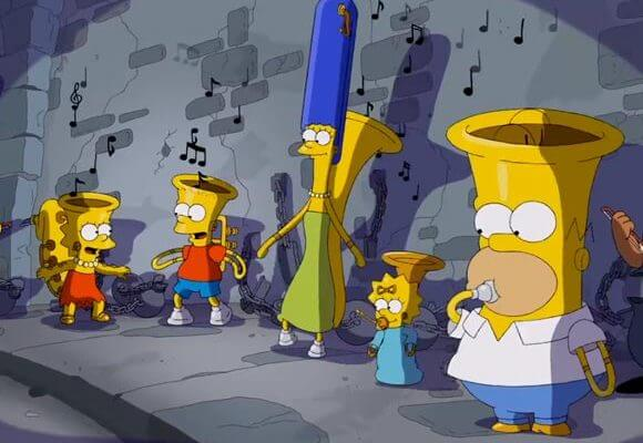 Longtime composer Alf Clausen has been fired from The Simpsons