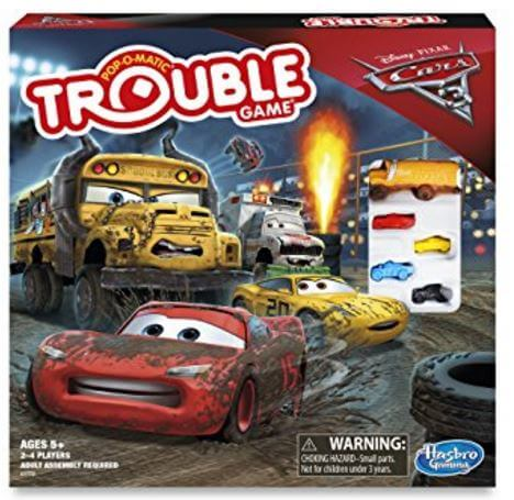 Cars Trouble Game