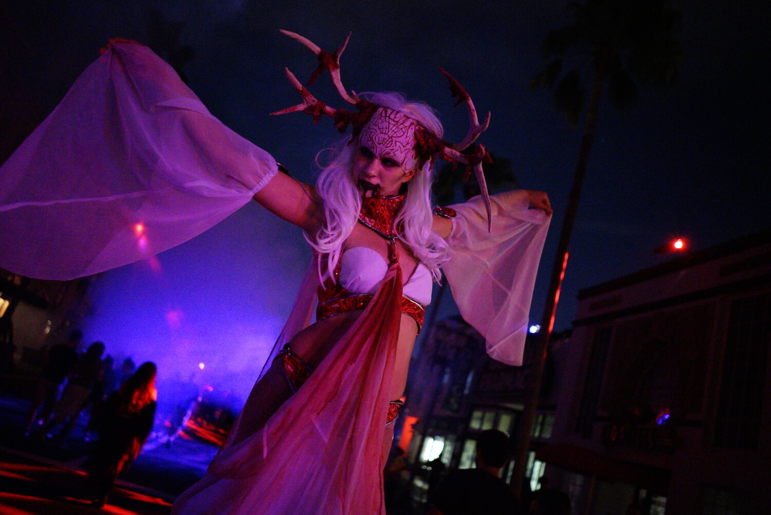 Scare Zones Halloween Horror Nights