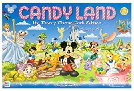 Disney Candyland