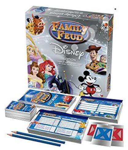Disney Family Feud