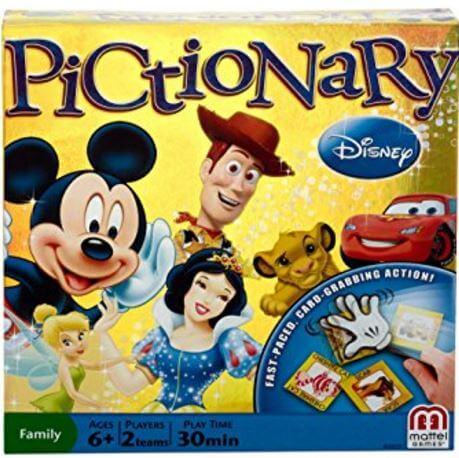 Disney Pictionary