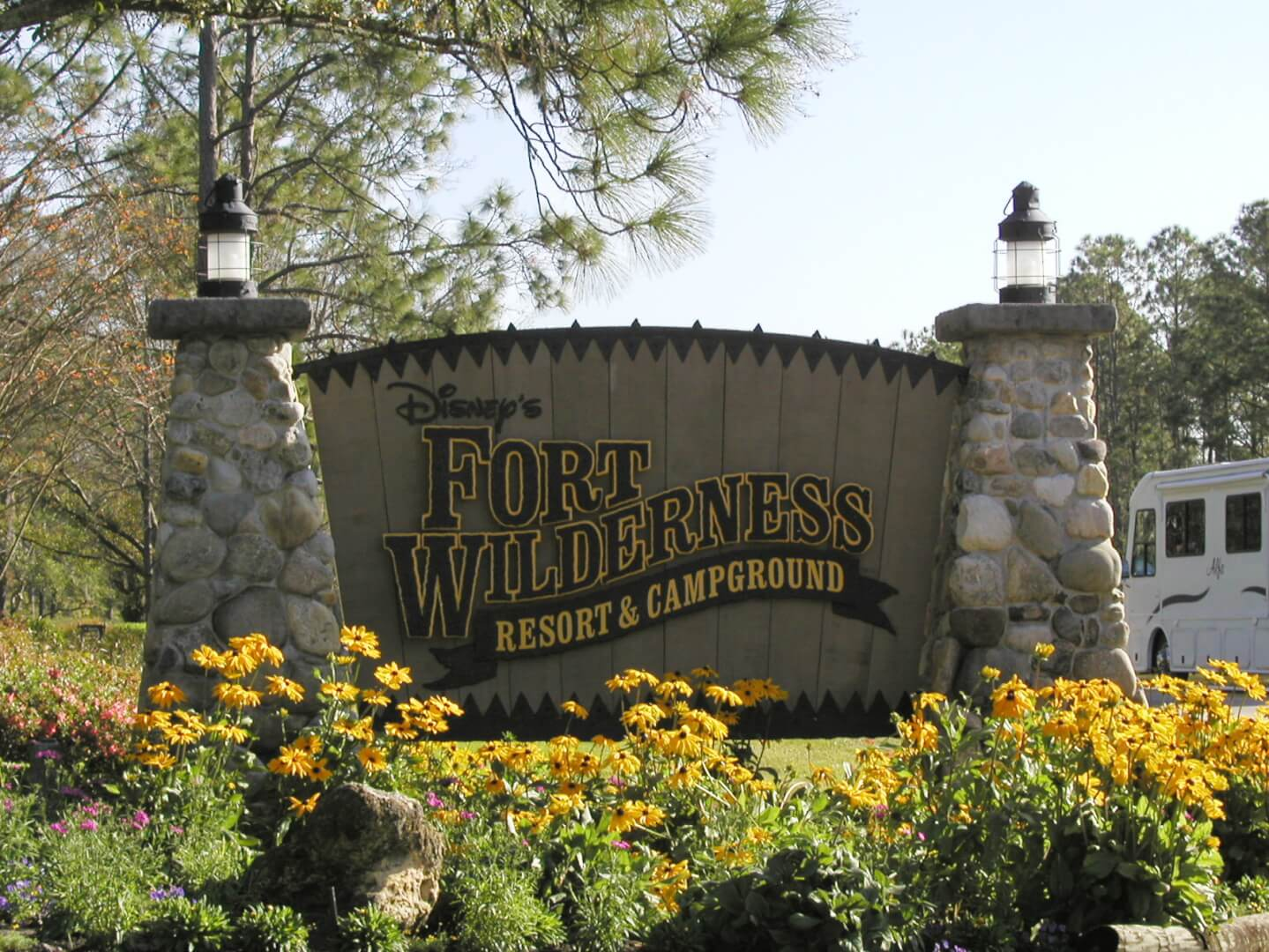 no fort wilderness is not permanently closed at walt disney world