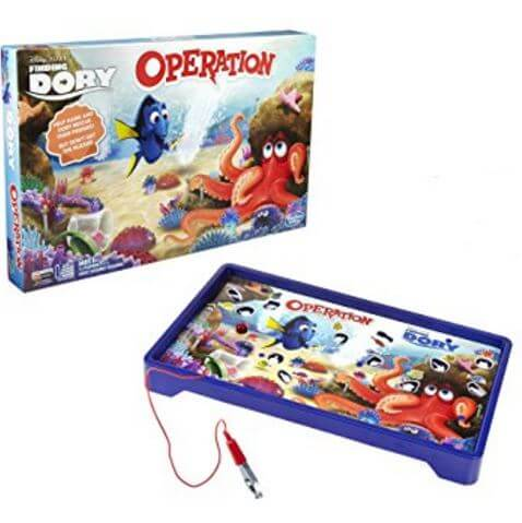 Finding Dory Operation