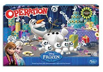 Frozen Olaf Operation