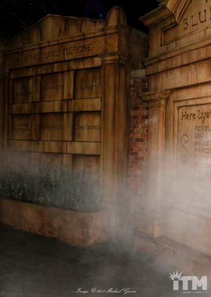 A Cryptic Tour of The Haunted Mansion Tombstone Tributes at