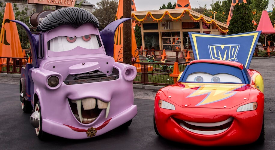 """PHOTOS: Tow Mater, Lightning McQueen appear in """"Cars ..."""