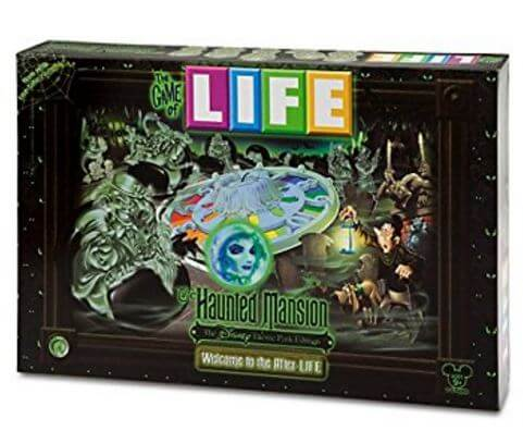 Haunted Mansion Life Game
