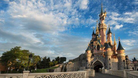 Sleeping Beauty Castle - Disneyland Paris