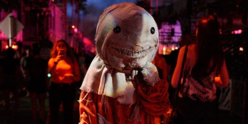 VIDEO: The chilling scare zones of Halloween Horror Nights 2017 ...