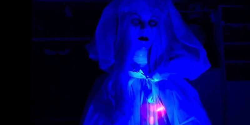 Haunted Mansion Bride