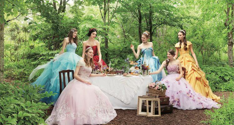 New Disney Wedding Dress Collection Will Make Any Bride A Princess