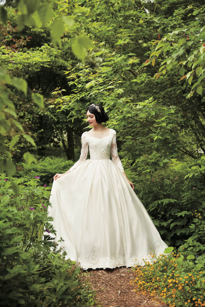 new disney wedding dress collection will make any bride a