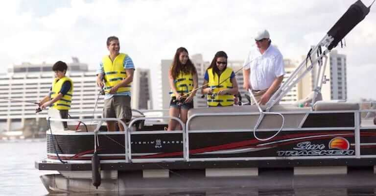 Fishing Excursions at Disney World