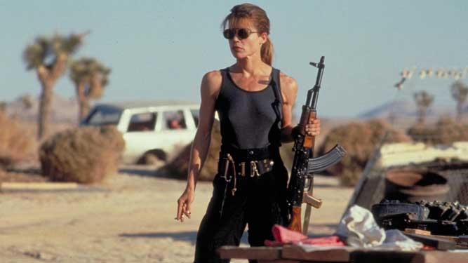 Linda Hamilton and Arnold Schwarzenegger Are Returning for the New Terminator Film