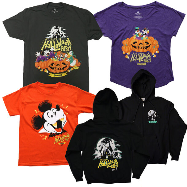 daba2eab A specially designed event logo features Disney characters enjoying the  haunting holiday. Elements of the logo appear on apparel and collectible  pins.