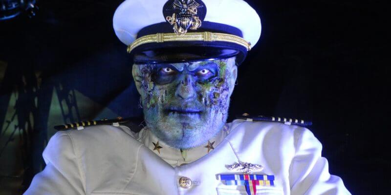 VIDEO - The Queen Mary's Dark Harbor delivers more seafaring ...
