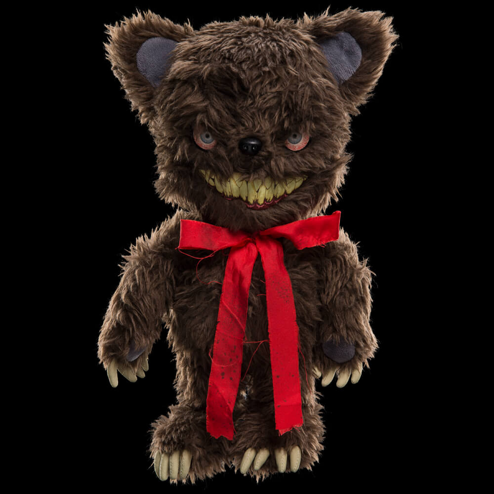 "These ""Krampus"" decorations will let you keep the spooks ..."