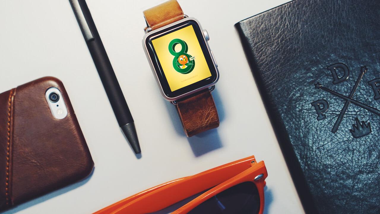 Disney announces exclusive Apple Watch wallpapers, Orange ...