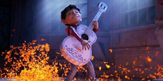 Disney's New Pixar Movie 'Coco' Already Set a Box Office Record