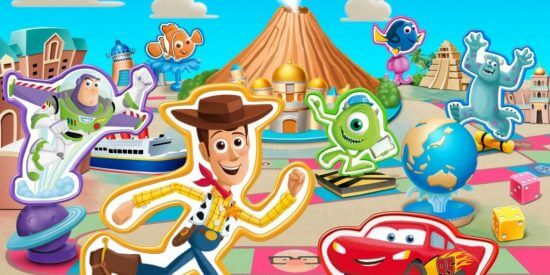 """Tokyo Disney Resort announces limited-time """"Pixar Playtime"""" event with meet-and-greets, merchandise and more"""