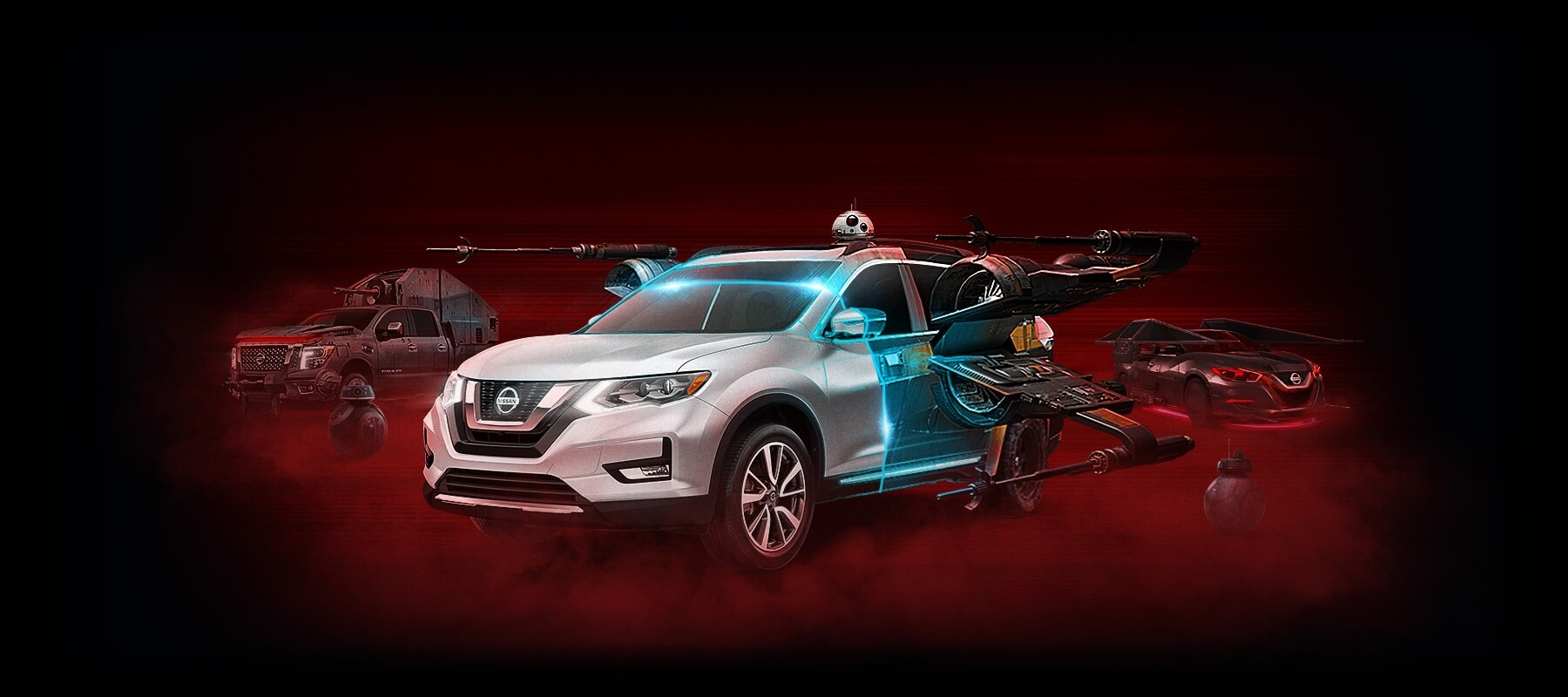 """Virtual Car Customizer >> Sweepstakes: Win a custom """"Star Wars"""" car, """"The Last Jedi"""" opening night tickets, and more ..."""