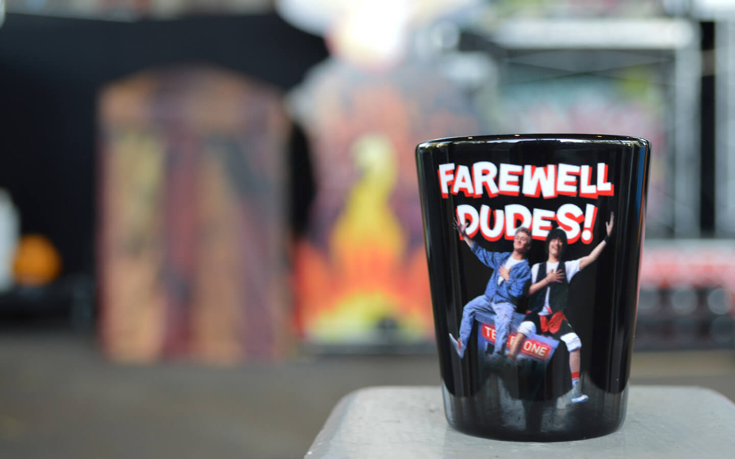 Universal Orlando will hand out wristbands for final Bill & Ted ...