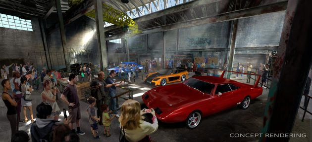 [Universal Studios Florida] Fast & Furious Supercharged (2018) - Page 2 Fast-Furious-rendering-630x288