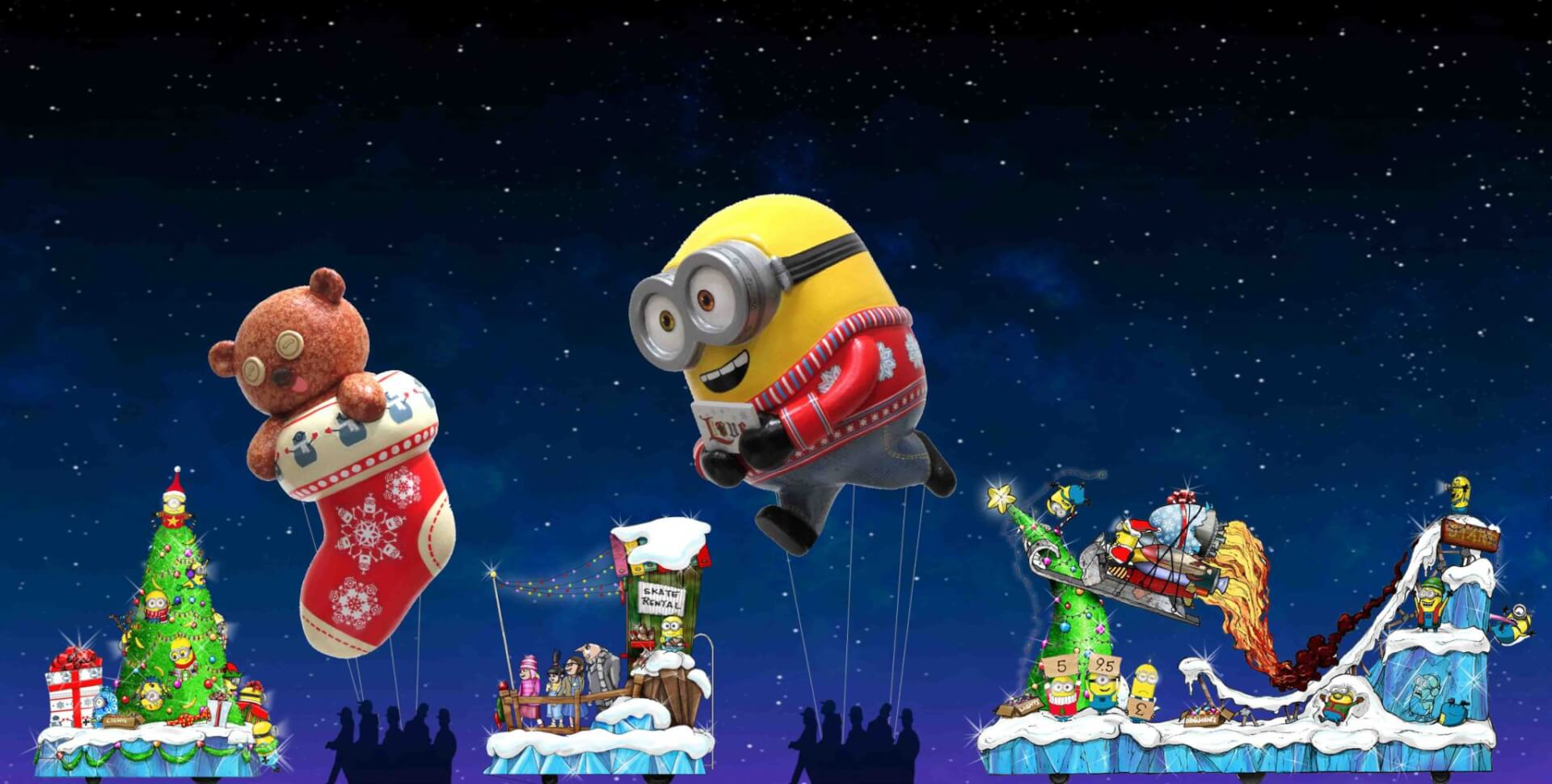 Universal's Holiday Parade Featuring Macy's To Include