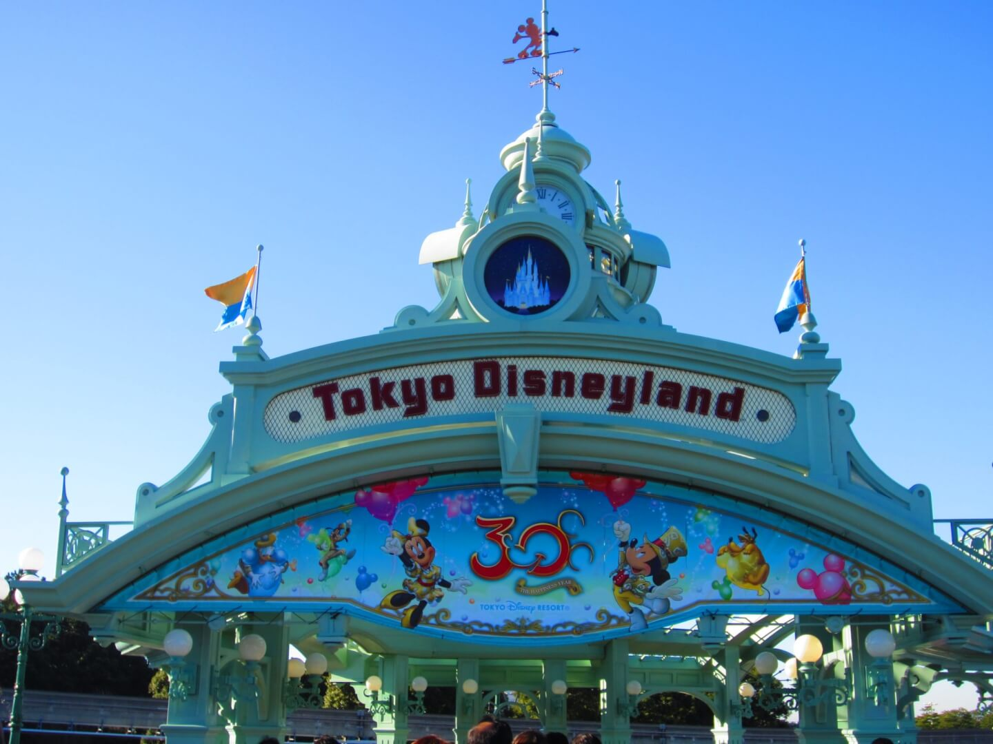 Tokyo disney resort may be adding a new japanese themed park for this would be the resorts most expensive expansion since tokyo disneysea opened in 2001 which cost around 340 billion yen sciox Gallery