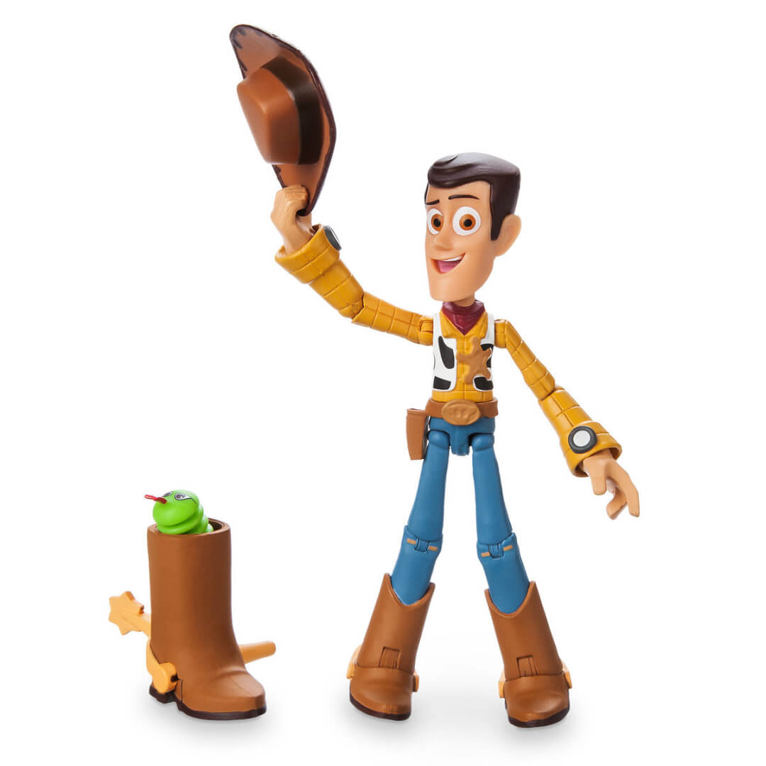 Toy Story Figures : Official shopdisney toybox action figures debut in disney