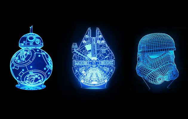 Cyber Monday Snag This Star Wars Lamp And More Geeky