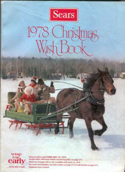 Retro Retail 1978 Quot Star Wars Quot Sears Wish Book