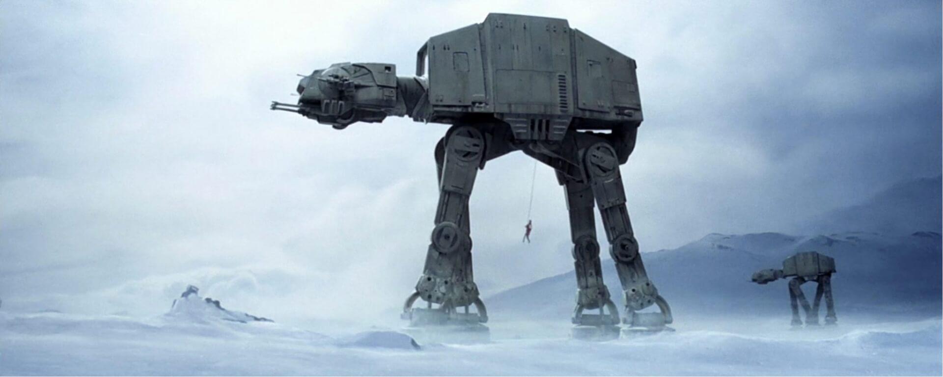 """Star Wars At At Wallpaper: New """"Star Wars"""" Imperial AT-AT Walker Popcorn Bucket Now"""
