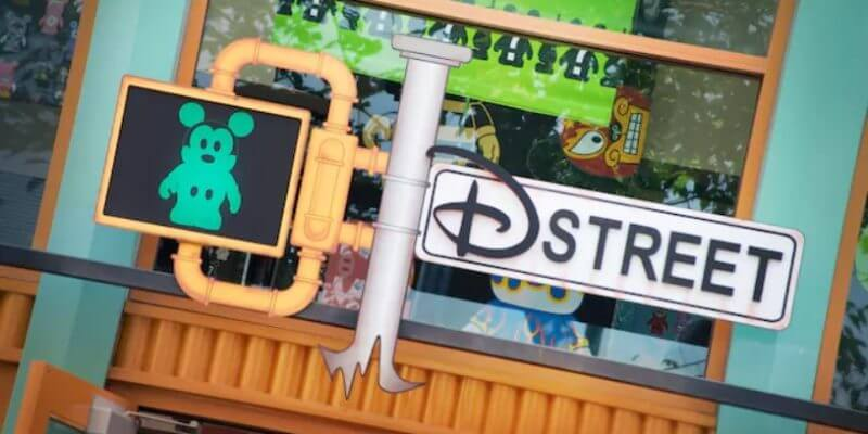 D Street shop to close at Disneyland Resort  will be replaced by Disney home  goods store. D Street shop to close at Disneyland Resort  will be replaced by
