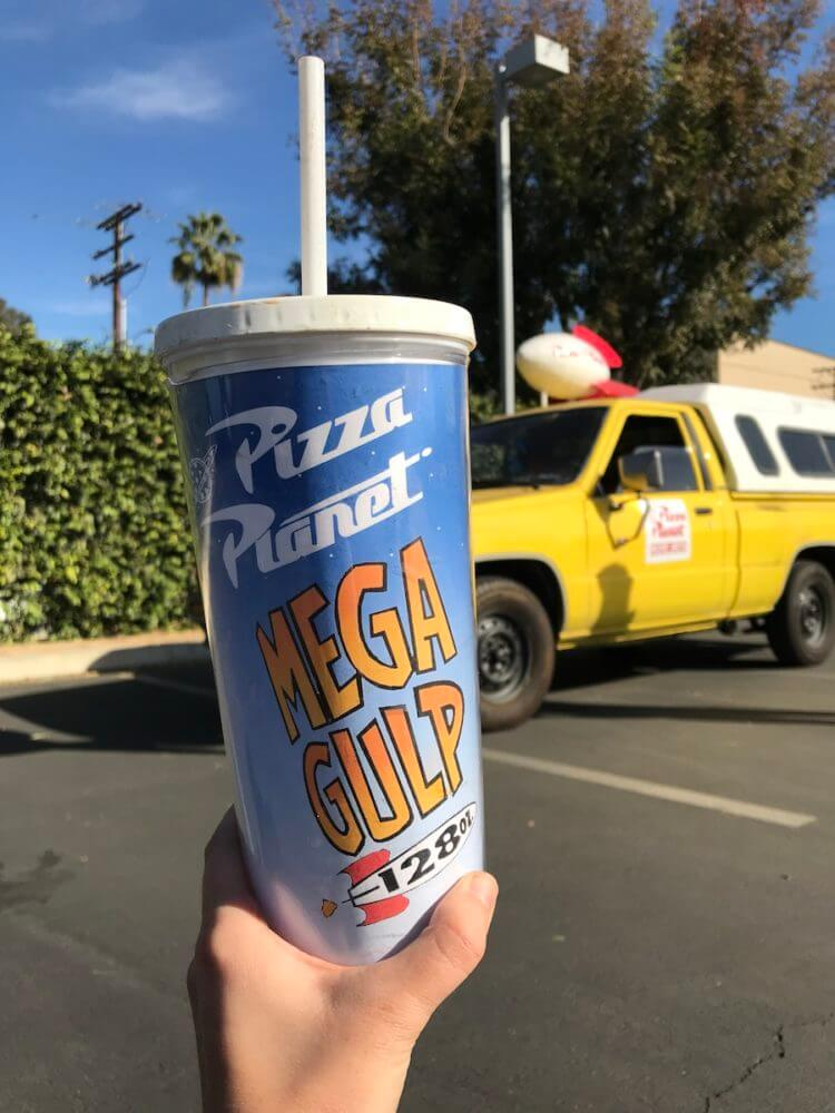 Photos Fan Made Pizza Planet Truck Looks Like It Drove