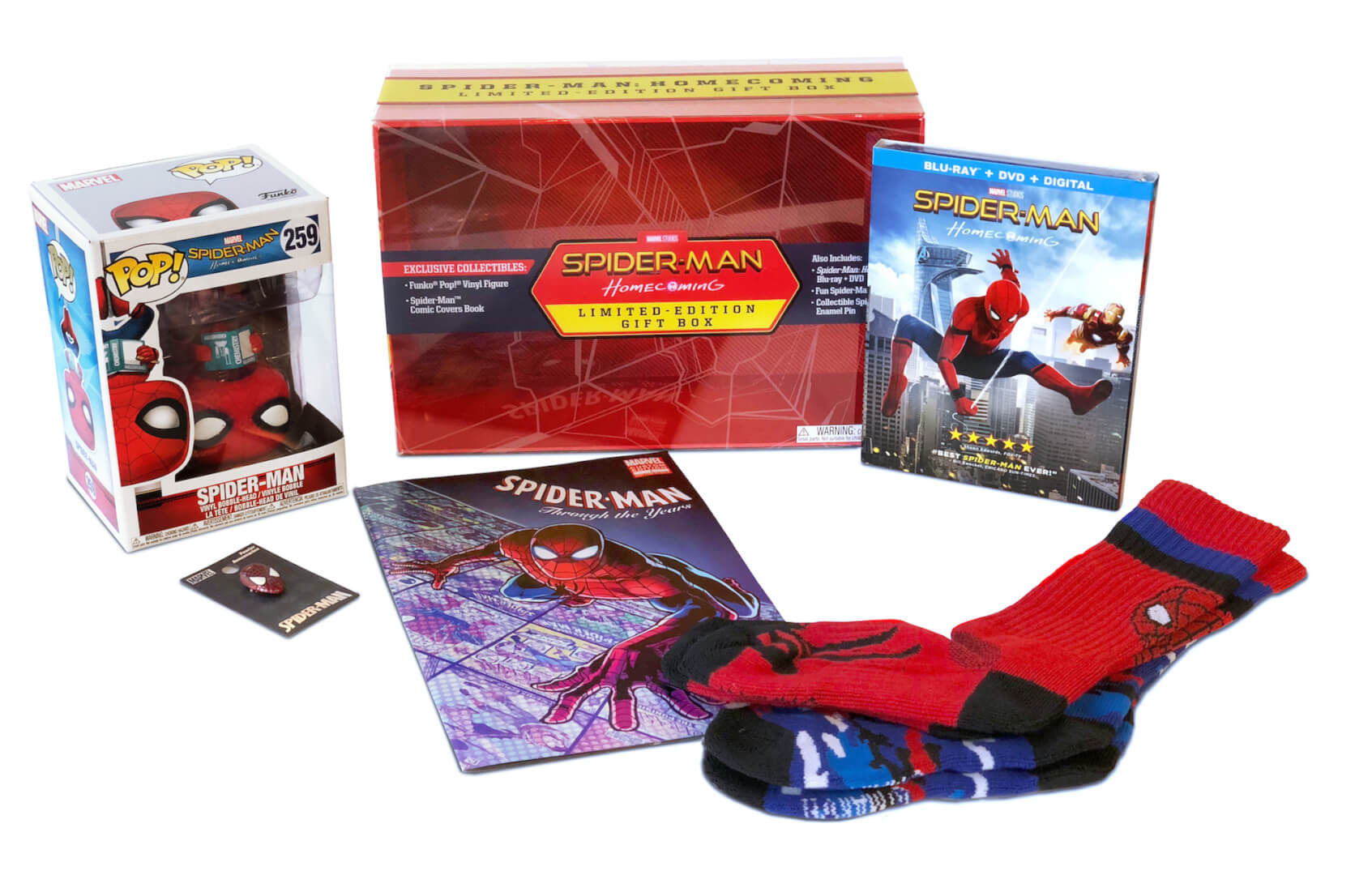 Spider-Man suit worn by Tom Holland being auctioned to