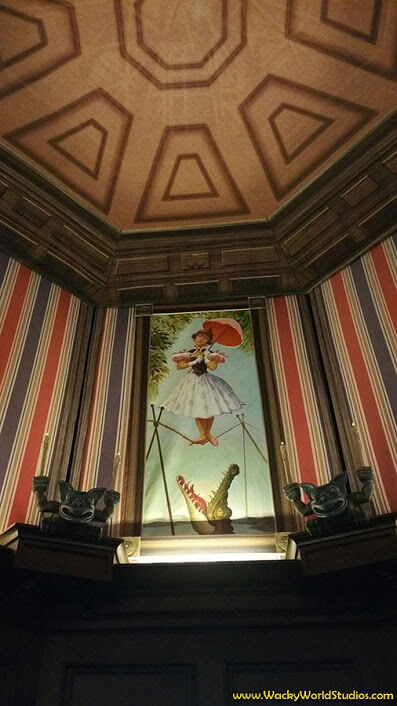 52 best Our House: Haunted Mansion Dining Room images on ...  Haunted Mansion Themed Bedroom