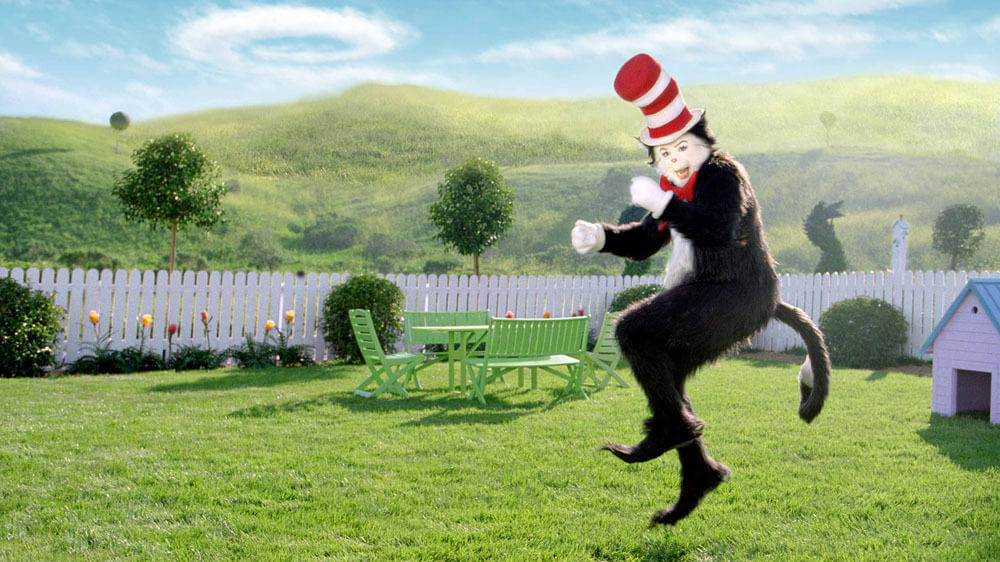 cat in the hat movie - 1000×562